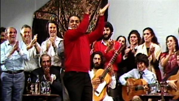 Flamenco dancer Farruco performing