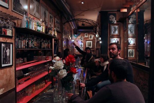 Flamenco bars in Madrid - Flamenco bar Callejón de Madrid